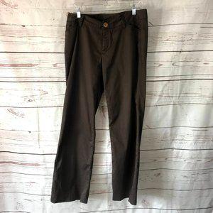 *3/$18*Kenzie Brown Khaki/Chino Pants